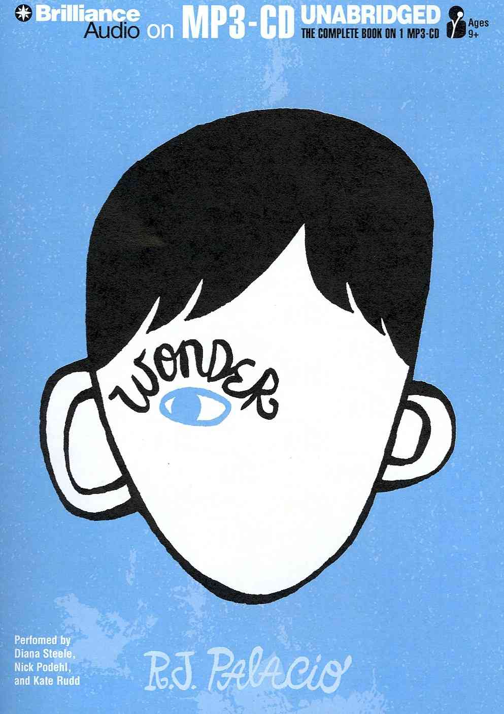 Wonder (CD-Audio)