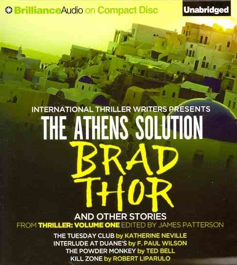 The Athens Solution and Other Stories: The Athens Solution/ The Tuesday Club / Interlude at Duane's / The Powder M... (CD-Audio)