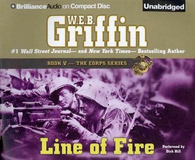 Line of Fire (CD-Audio)