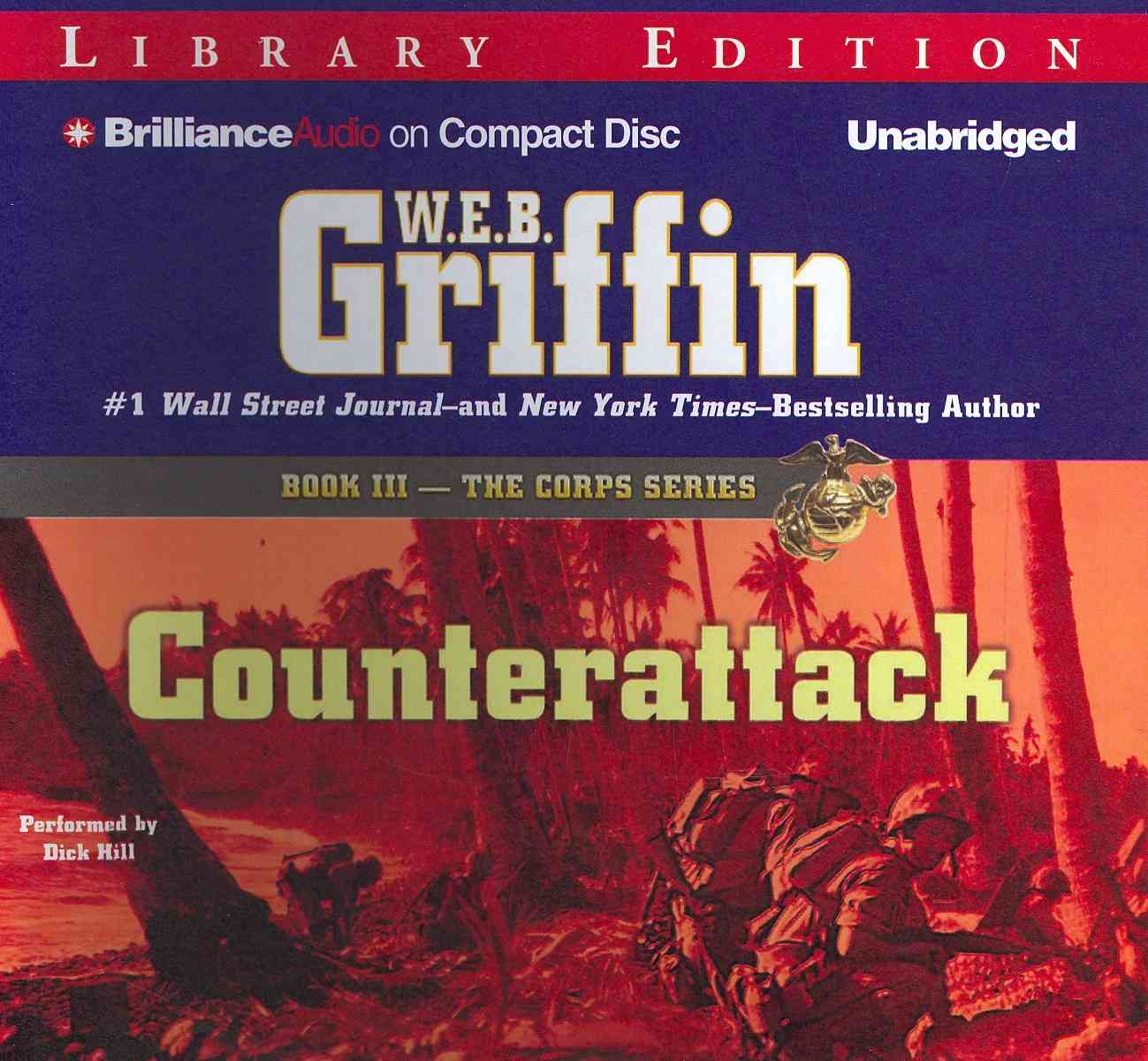 Counterattack: Library Edition (CD-Audio)