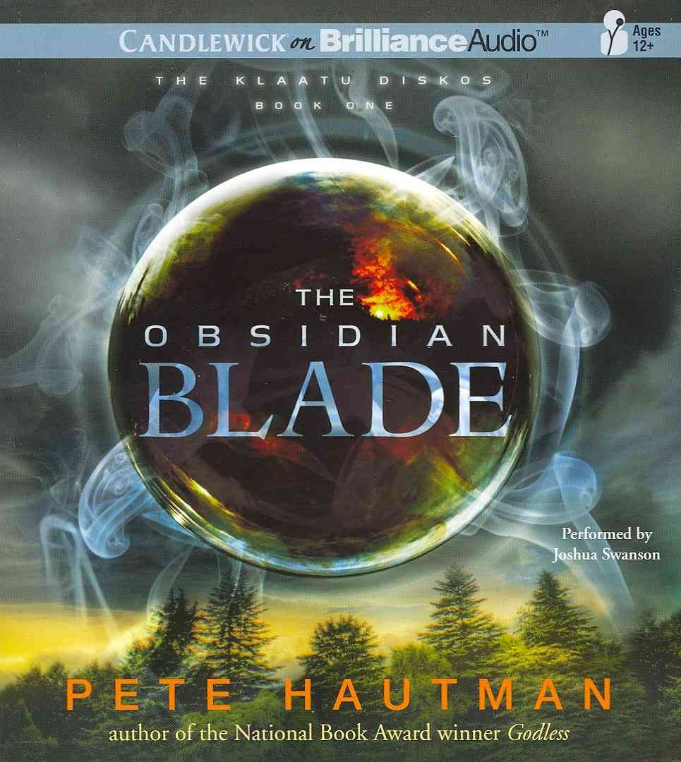 The Obsidian Blade (CD-Audio)