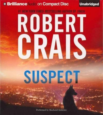 Suspect (CD-Audio)