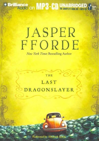 The Last Dragonslayer (CD-Audio)
