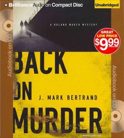 Back on Murder (CD-Audio)