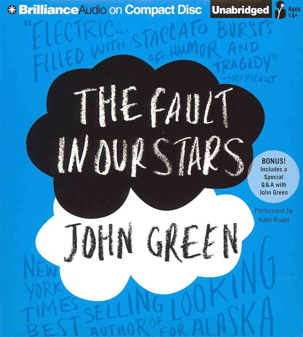 The Fault in Our Stars (Compact Disc)