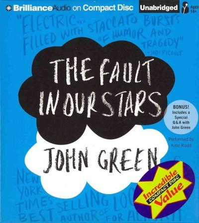 The Fault in Our Stars (CD-Audio)