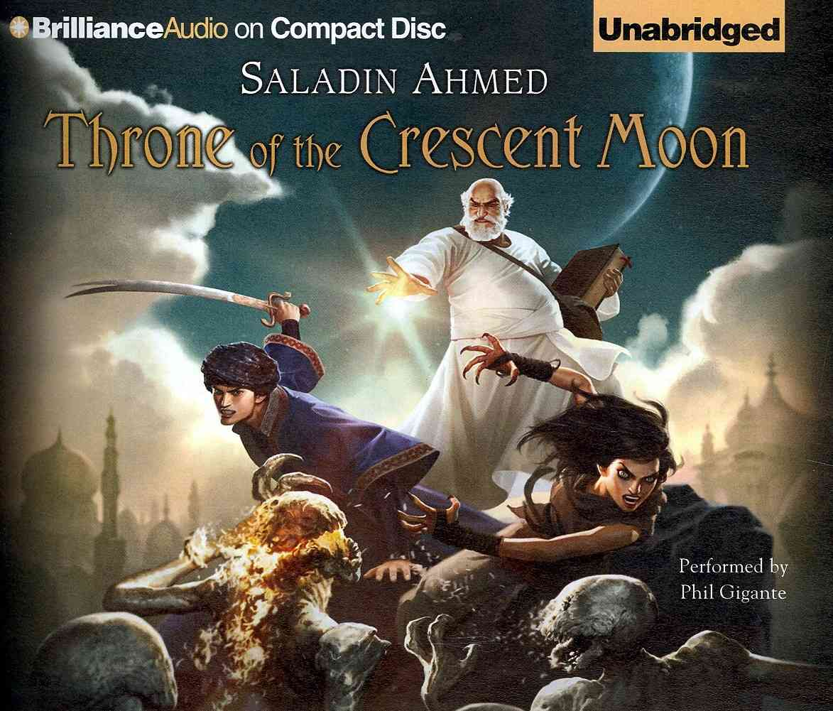 Throne of the Crescent Moon (CD-Audio)
