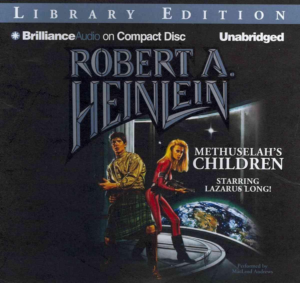 Methuselah's Children: Library Edition (CD-Audio)
