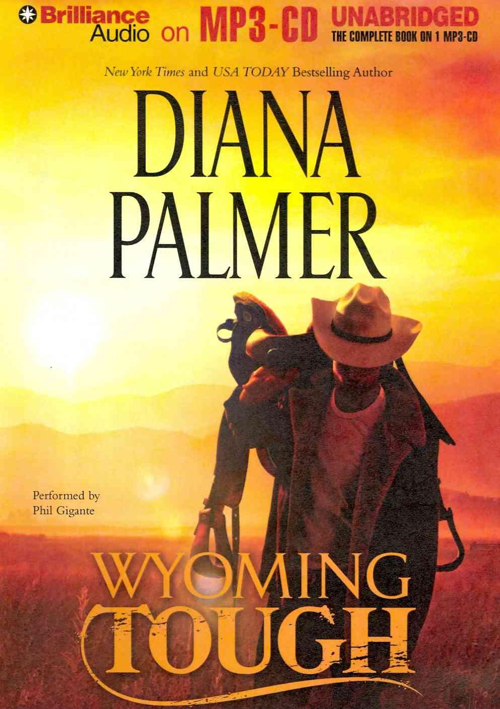 Wyoming Tough (CD-Audio)