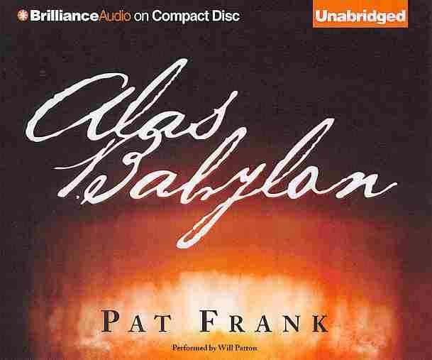 Alas, Babylon (CD-Audio)