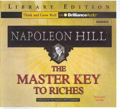 The Master Key to Riches: Library Ediition (CD-Audio)