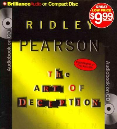The Art of Deception (CD-Audio)