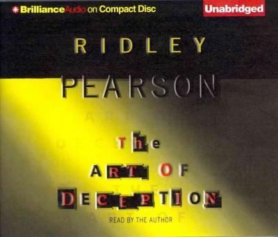 The Art of Deception (CD-Audio)