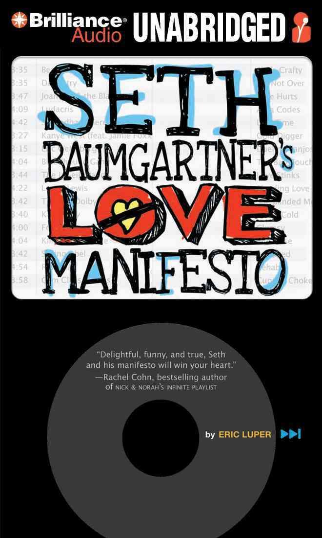 Seth Baumgartner's Love Manifesto (CD-Audio)