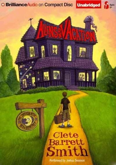 Aliens on Vacation (CD-Audio)