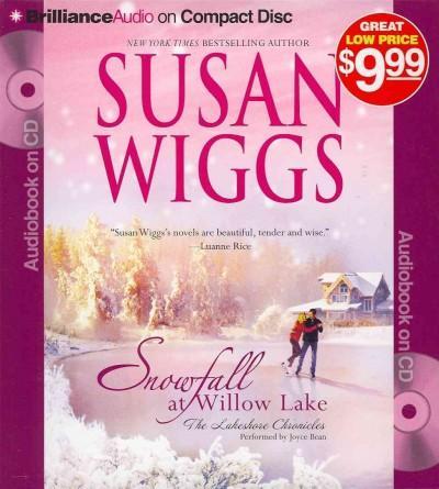 Snowfall at Willow Lake (CD-Audio)