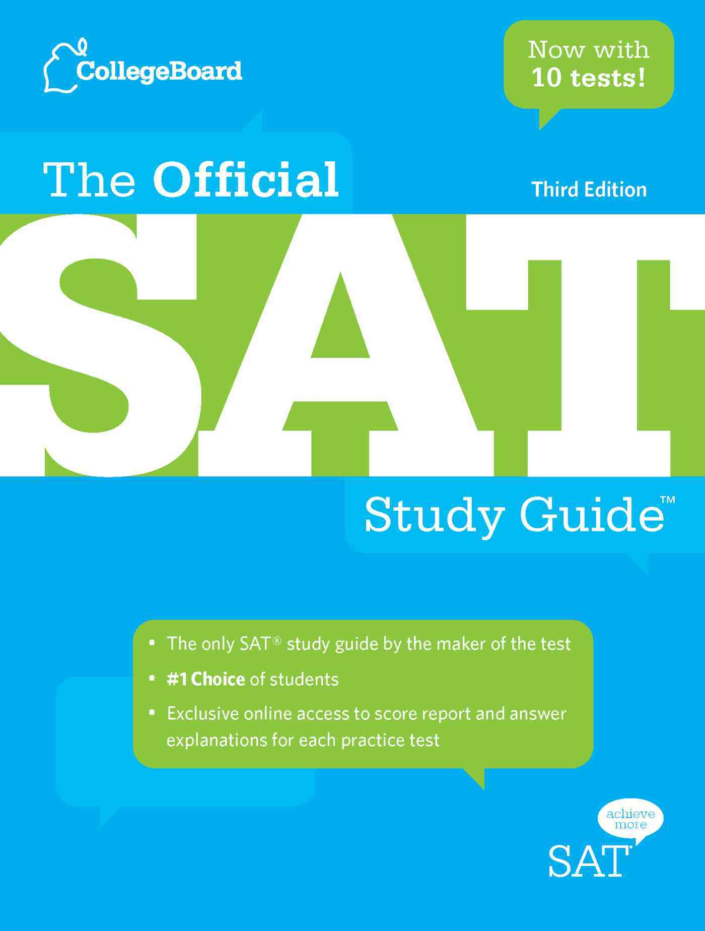 The Official SAT (Paperback)