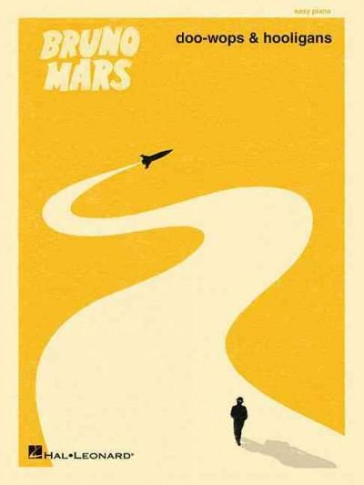 Bruno Mars: Doo-Wops & Hooligans: Easy Piano (Paperback)