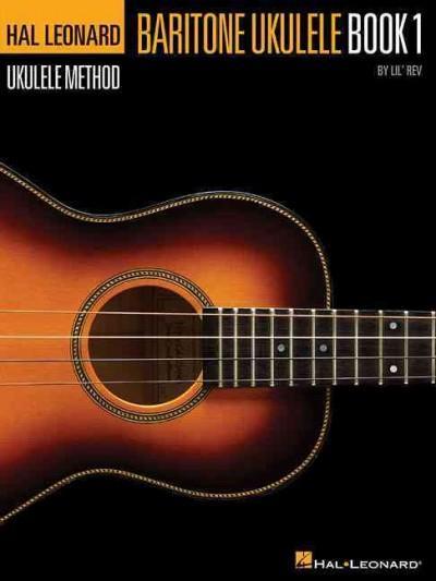 Hal Leonard Baritone Ukulele Method (Paperback)
