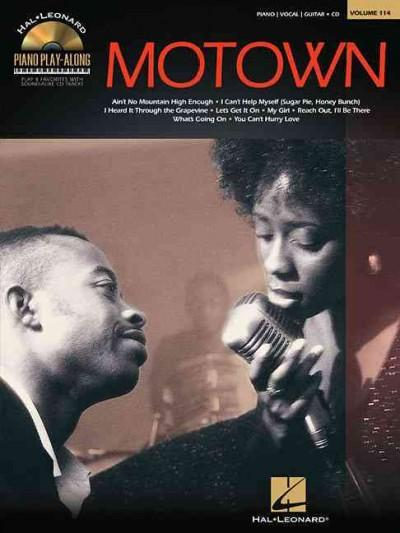 Motown: Piano/ Vocal/ Guitar