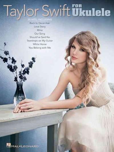 Taylor Swift for Ukulele (Paperback)