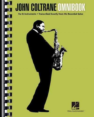 John Coltrane Omnibook: For B-Flat Instruments (Paperback)