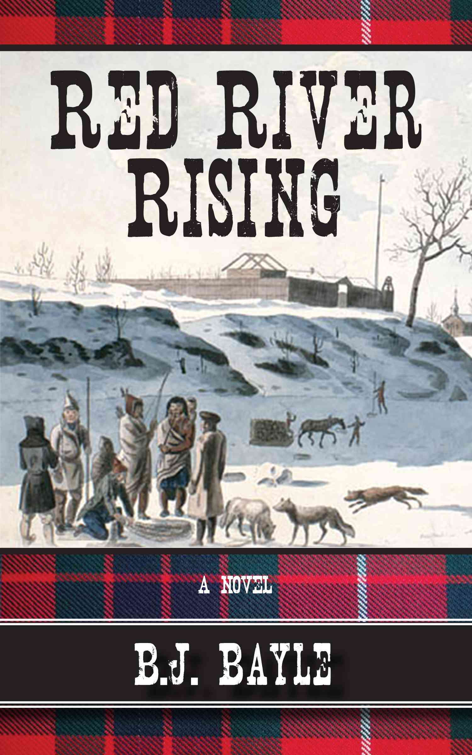 Red River Rising (Paperback)