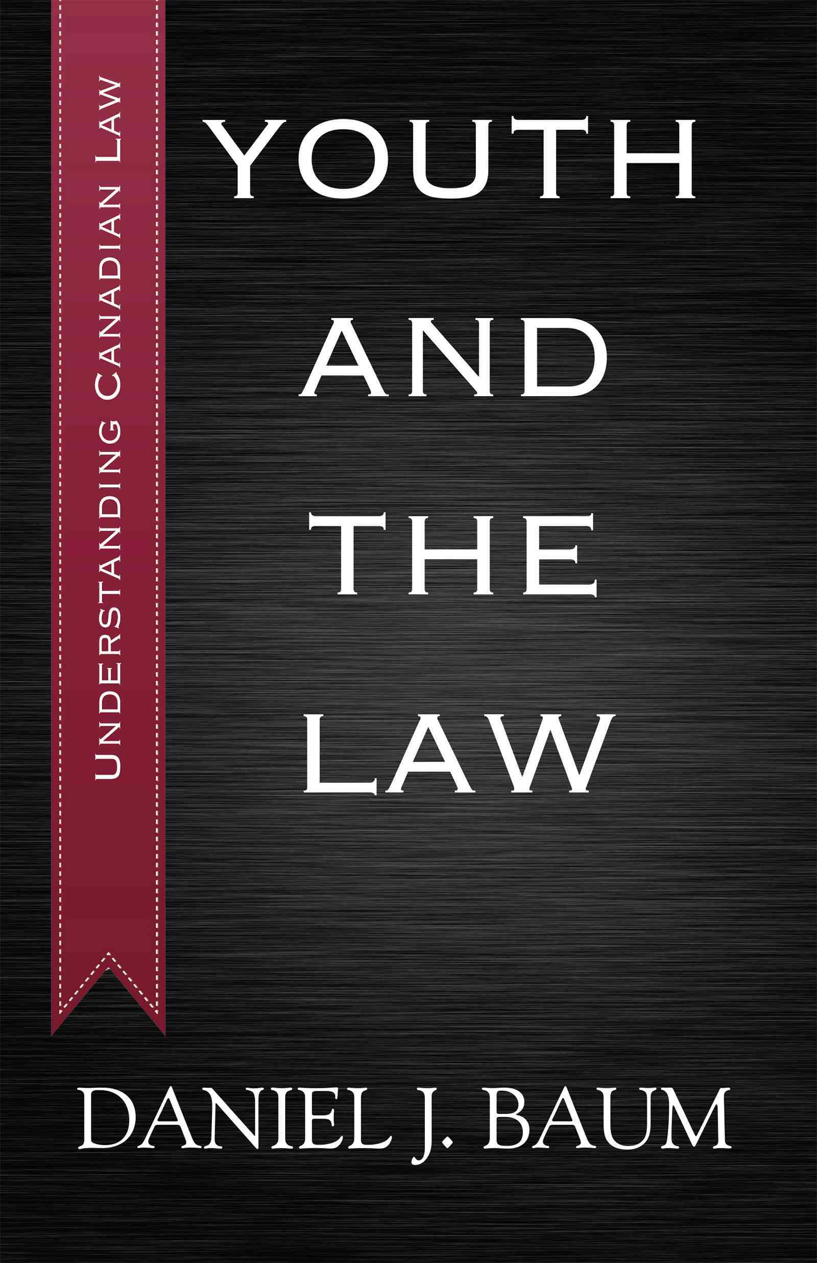 Youth and the Law (Paperback)