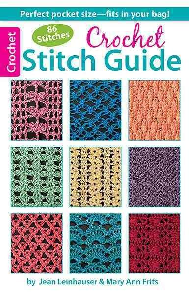 Crochet Stitch Guide (Paperback)