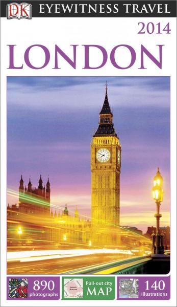Dk Eyewitness Travel London 2014