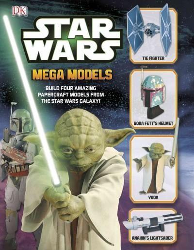 Star Wars Mega Models (Paperback)