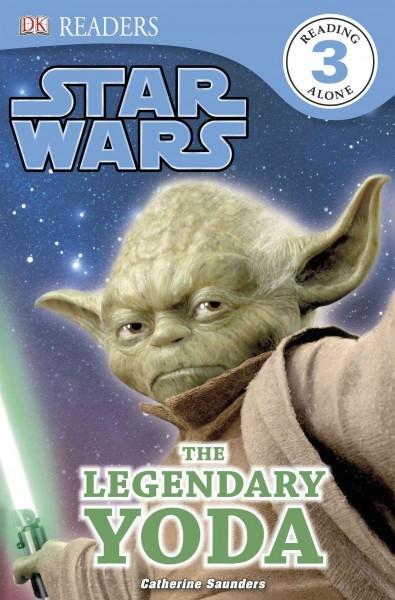 The Legendary Yoda (Paperback)