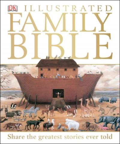 DK Illustrated Family Bible (Hardcover)
