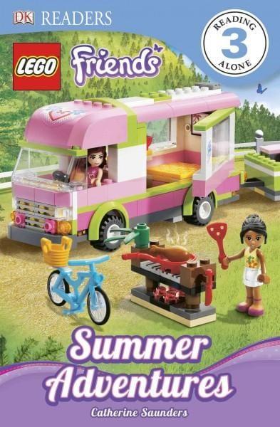 Summer Adventures (Paperback)