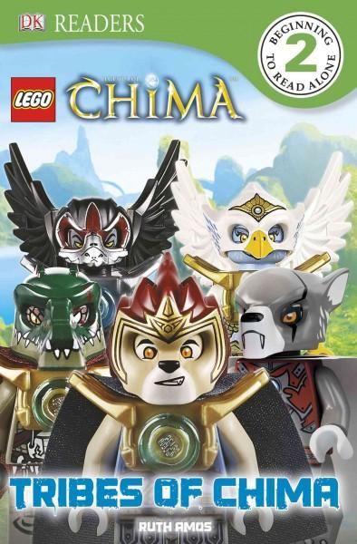 Tribes of Chima (Paperback)