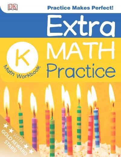 Extra Math Practice, Kindergarten (Paperback)