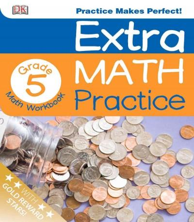 Extra Math Practice: Fifth Grade (Paperback)