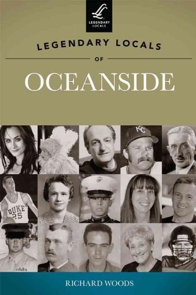 Legendary Locals of Oceanside: New York (Paperback)