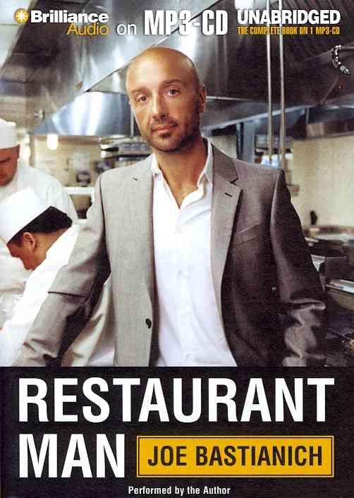 Restaurant Man (CD-Audio)