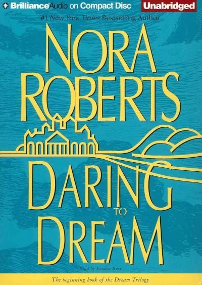 Daring to Dream (CD-Audio)