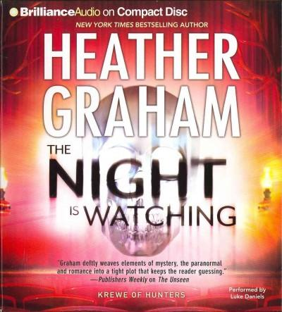 The Night Is Watching (CD-Audio)