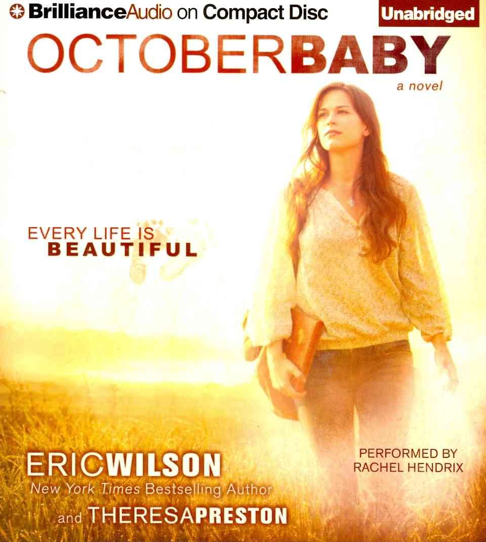 October Baby (CD-Audio)