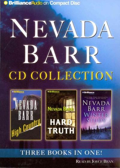 Nevada Barr CD Collection: High Country / Hard Truth / Winter Study (CD-Audio)