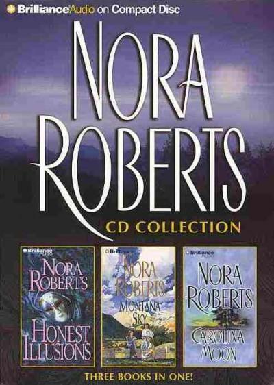 Nora Roberts CD Collection 5: Honest Illusions / Montana Sky / Carolina Moon (CD-Audio)