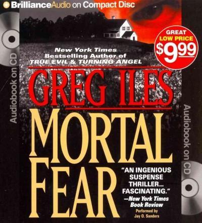 Mortal Fear (CD-Audio)