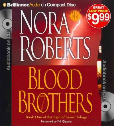 Blood Brothers (CD-Audio) - Thumbnail 0