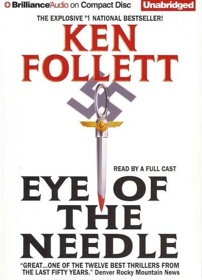 Eye of the Needle (CD-Audio)