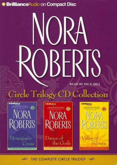 Circle Trilogy CD Collection: Morrigan's Cross / Dance of the Gods / Valley of Silence (CD-Audio)