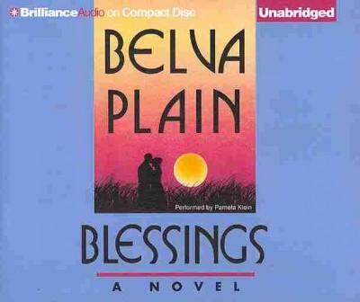 Blessings (CD-Audio)