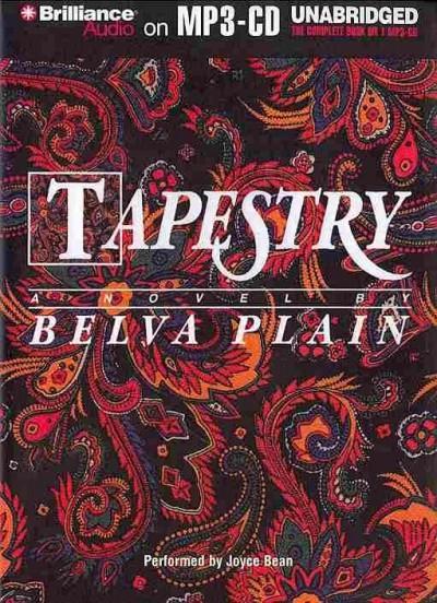 Tapestry (CD-Audio)